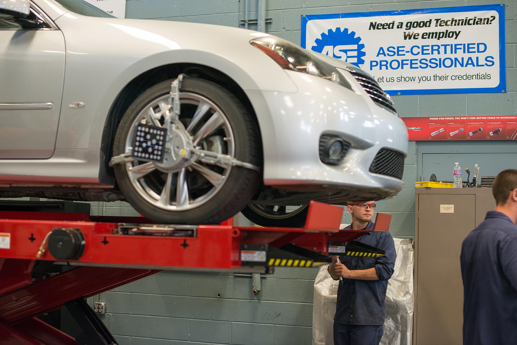 Automotive Technology Tcat Livingston